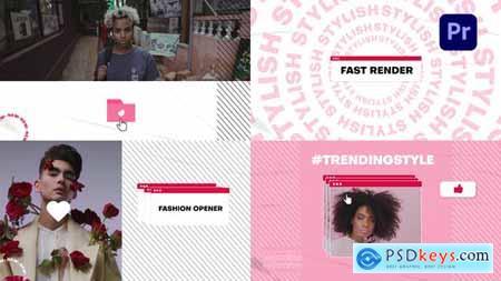 Creative Fashion Opener 31349481