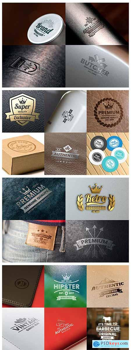 1207 Vintage Badge & Objects 330814