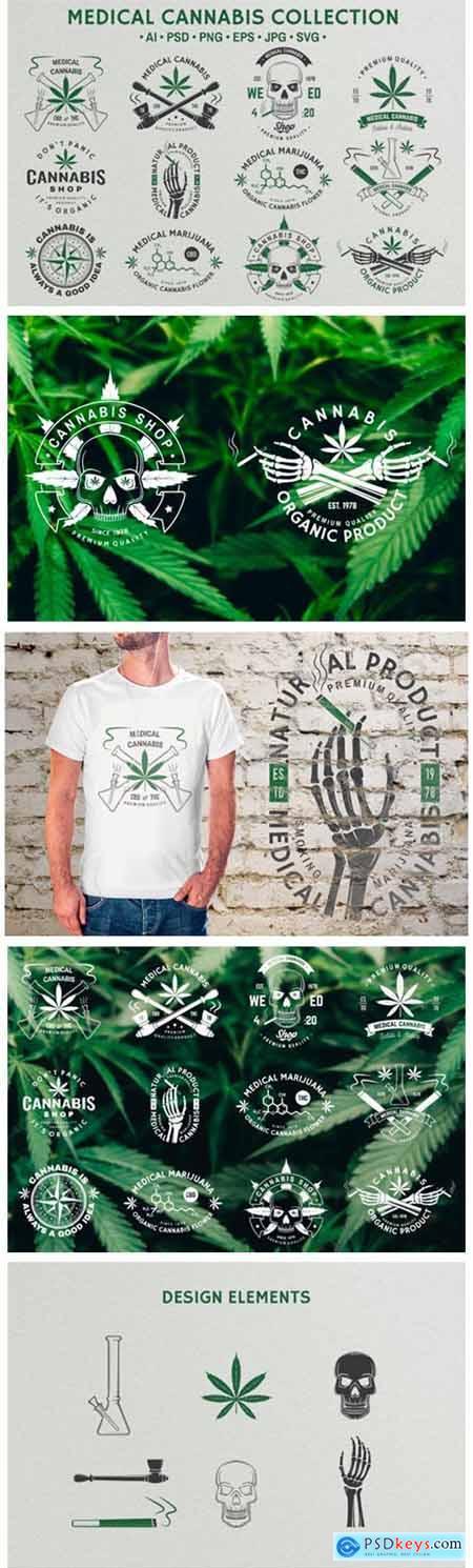 Medical Cannabis Collection 5910585