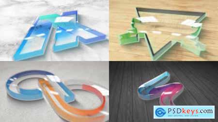 Perspex Plastic Logo Reveal 30757500