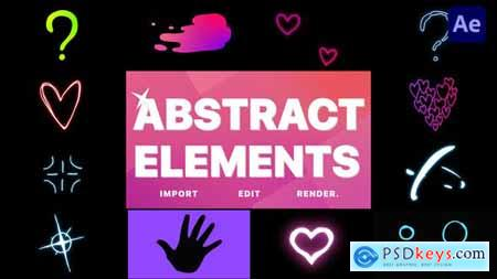 Abstract Pack - After Effects 31687934