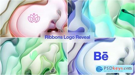 Ribbons Logo Reveal 31158646