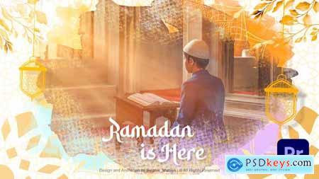 Ramadan Kareem Opener MOGRT for Premiere Pro 31644688