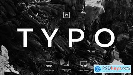 Typography MOGRT 31599720