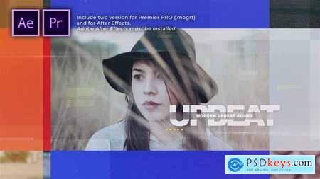 Modern Upbeat Slides 31658861