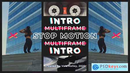 Stop Motion Multiframe Intro 31517604
