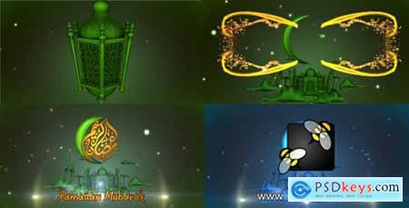 Ramadan Eid Mubarak Stary Night 8202256