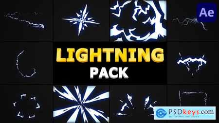 Lightning Pack - After Effects 31730158