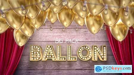 Big Ballon Pack 31652238