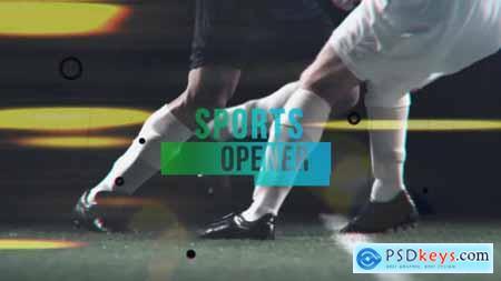 Sports Opener 17829524