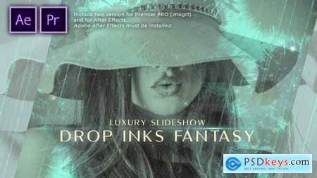 Drop Inks Fantasy Luxury Slideshow 31368948
