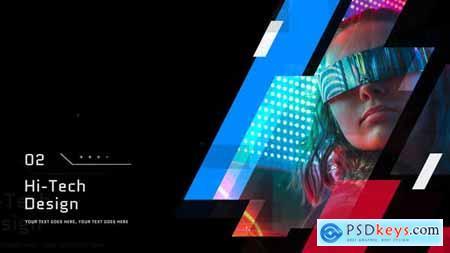Futuristic Presentation Premiere Pro 29631422