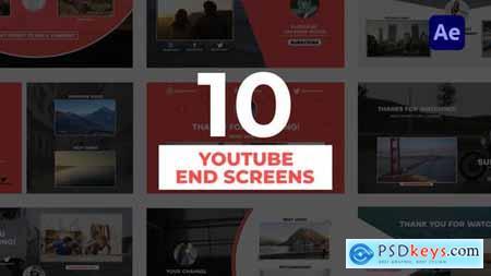 YouTube End Screens 31847986