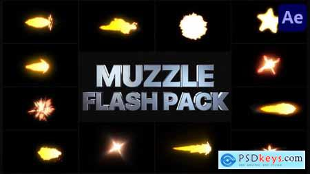 Muzzle Flash Pack 03 - After Effects 31835571