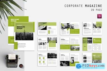 History Corporate Magazine