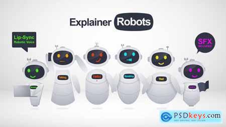 Explainer Robots 29969888