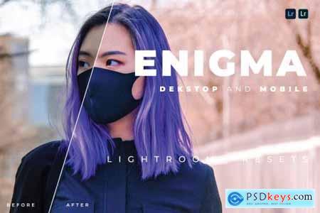 Enigma Desktop and Mobile Lightroom Preset
