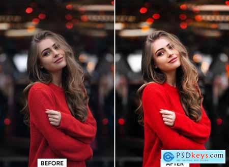 10 PORTRAIT Lightroom Mobile Preset 5909830