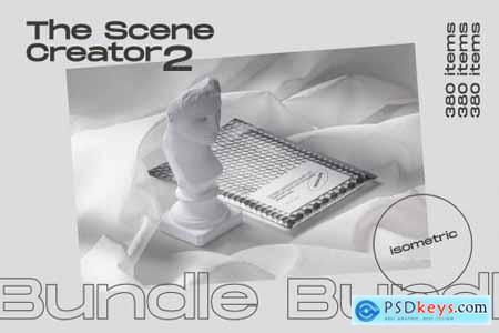 The Scene Creator 2-isometric 5848143