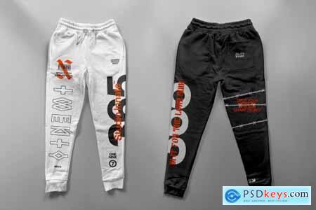 Sweatpants - Mockup Bundle 5242988