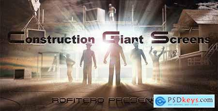 Construction Giant Screens 2022753