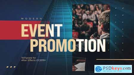Modern Event Typography Promotion 31884327