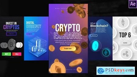 Instagram Crypto Stories 31886879