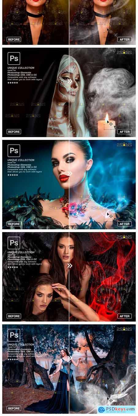 Photoshop Overlay- Fog Overlay 8561259