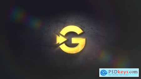 Gold Logo 30289085