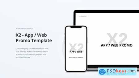 X2 - App - Website Promo 31888469