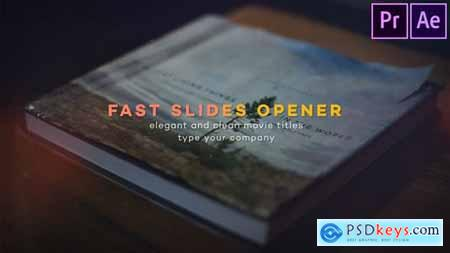 Fast Photo Logo Reveal 22715198