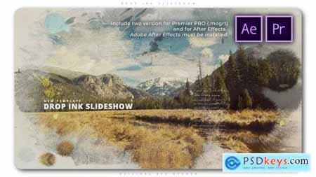 Drop Ink Slideshow 31932871