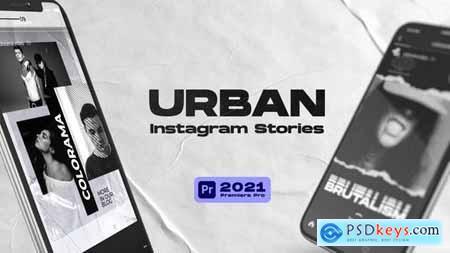 Urban Instagram Stories MOGRT 31831872