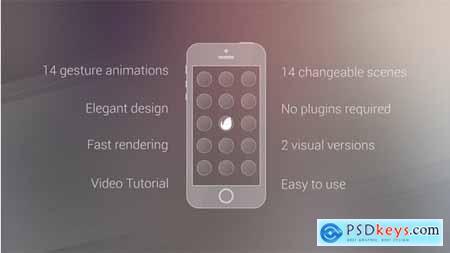 Elegant App Promo 11447221