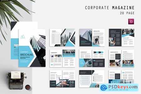 Service Corporate Magazine