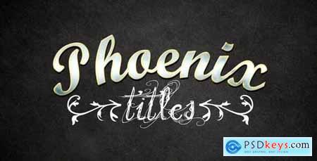 Phoenix Titles 5019986