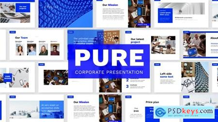 Pure - Corporate Presentation Slides 31935430