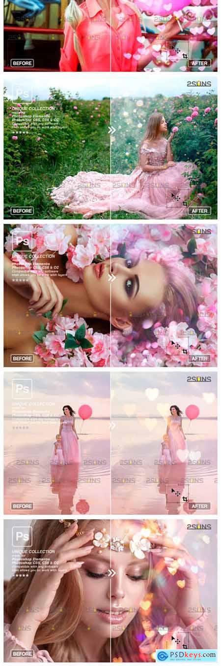 Valentine Overlay & Photoshop Overlay 8561390