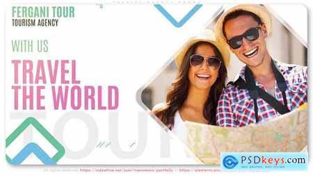 Tourist Agency Promo 31995471