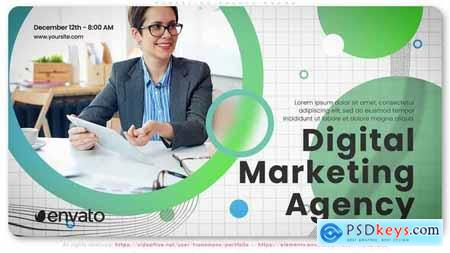 Marketing Agency Promo 32005144
