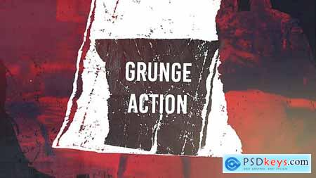 Urban Grunge Opener FCPX 31672320