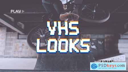 VHS Looks Final Cut Pro 30622342