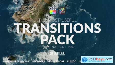 The Most Useful Transitions Pack For FCPX 31318144