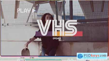VHS Opener 30952534