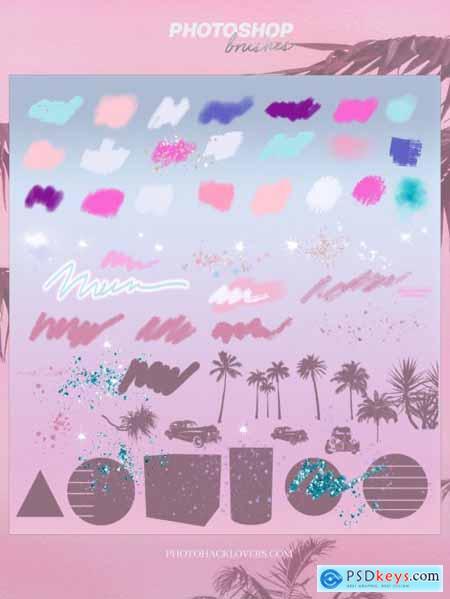 Miami Print Aesthetic PS Styles 6116756