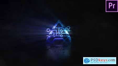 Smoke & Light Logo (Premiere Version) 31940477