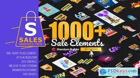 Sales Graphics Pack 31601466