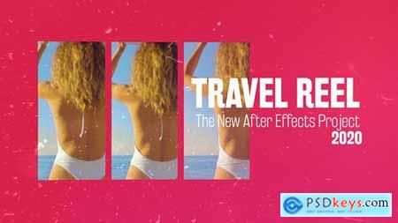 Travel Adventure Reel 12598315