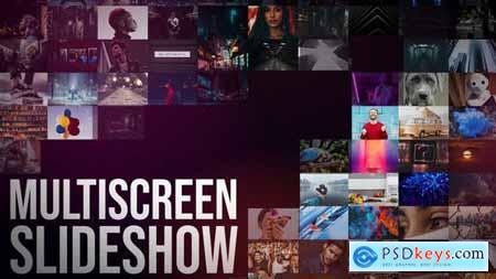 Multiscreen Slideshow - FCPX 31910560