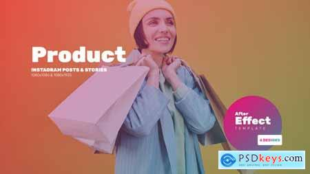 Product Promo Post & Stories B65 32037189